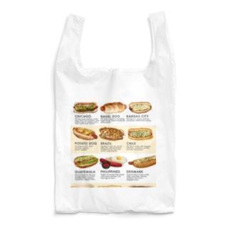 menu Reusable Bag