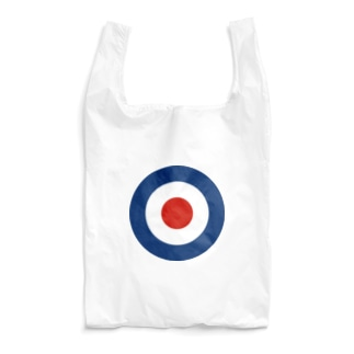 TARGET MARK ターゲットマーク who イギリス海軍 モッズ ロンドン who ク ラウンデル Roundel 円 Reusable Bag