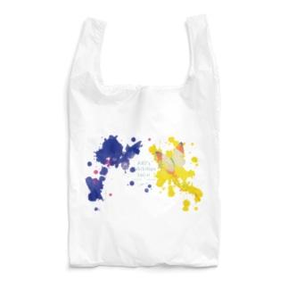 出逢う蝶々 Reusable Bag