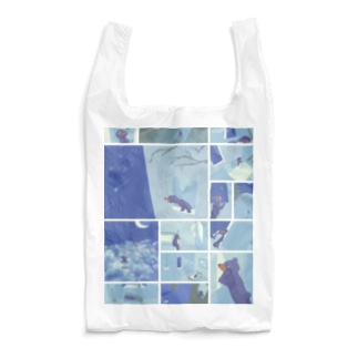 ひとりぼっちのマーク Reusable Bag