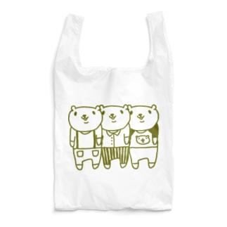 スリーベアー Reusable Bag