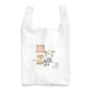 メンダコlovesパンケーキ Reusable Bag