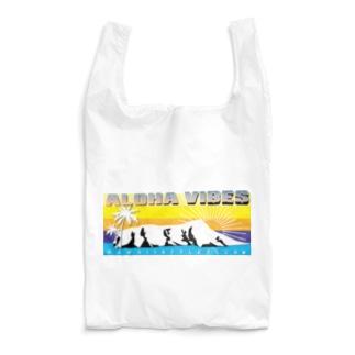 ALOHA VIBES Reusable Bag