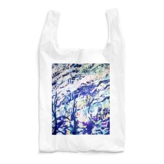 スワンレイク Reusable Bag
