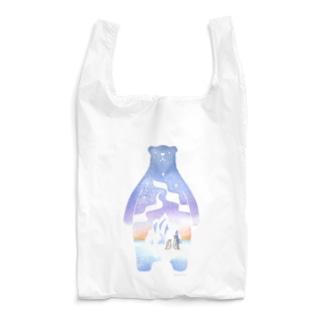 ヒンヤリシロクマ Reusable Bag
