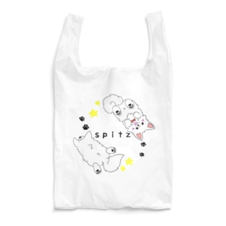 ぐるっと日本スピッツ! Reusable Bag