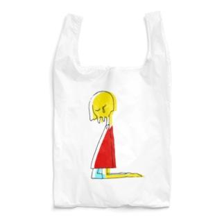 泣きたい日もあるよね Reusable Bag