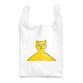 都市伝説ねこちゃん Reusable Bag
