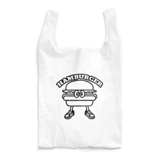 hamburger_boy Reusable Bag