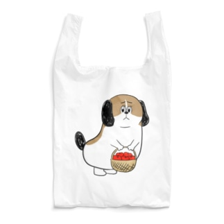 もじゃまるお見舞い Reusable Bag