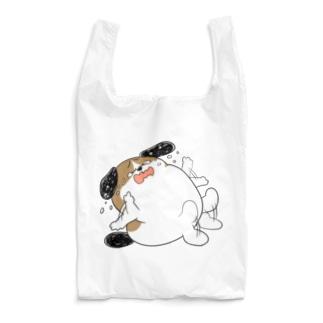 もじゃまるやだやだ Reusable Bag