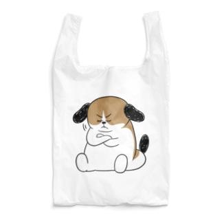 もじゃまる納得 Reusable Bag