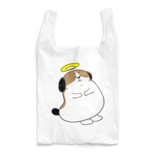 もじゃまる昇天 Reusable Bag
