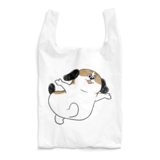 もじゃまるあそんで Reusable Bag