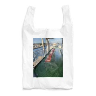 桜島フェリーのイス Reusable Bag