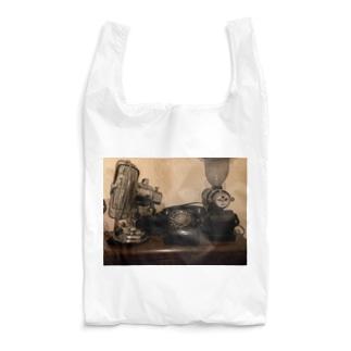 レトロアイテム Reusable Bag