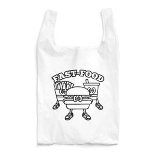 fastfood_bros Reusable Bag