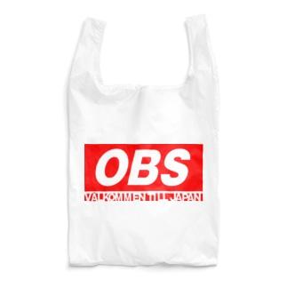 OBS(赤) Reusable Bag