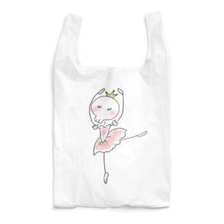バレリーナちゃん Reusable Bag