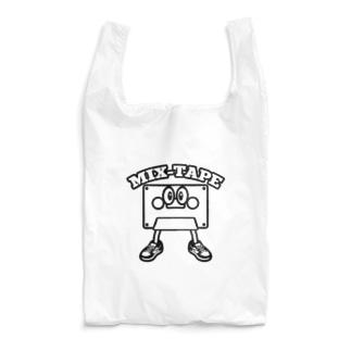 cassettetape_boy Reusable Bag