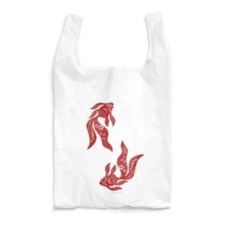 クレナイキンギョ Reusable Bag