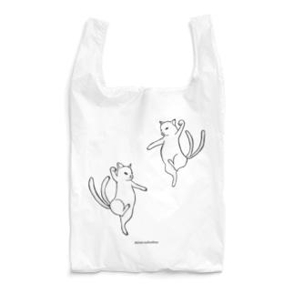 阿吽だんすだんす Reusable Bag