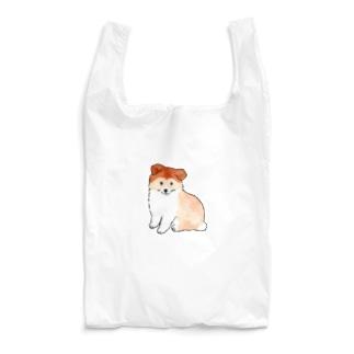 こいぬシェルティ(おすわり) Reusable Bag