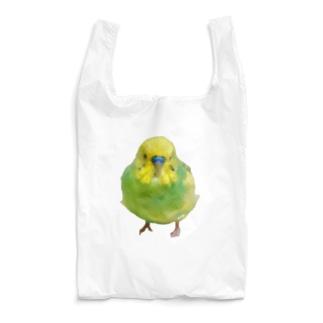 インコのおかゆさん Reusable Bag