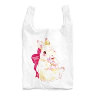 ぬいぐるみぎゅっ Reusable Bag