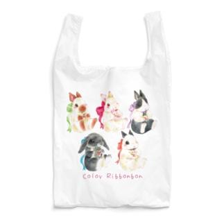 ぬいぐるみぎゅっ うさぎシリーズ Reusable Bag