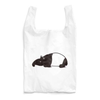 """バク好きさんのための""""バクバッグ"""" Reusable Bag"""