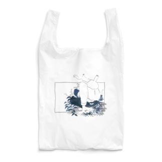 旅に出ます 探さないでください Reusable Bag
