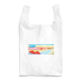 Echo Beach Reusable Bag