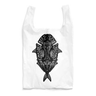 アジのヒラキ Reusable Bag