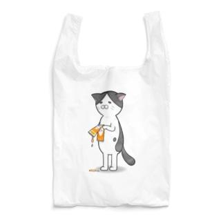 しょんぼり猫 Reusable Bag