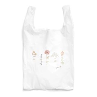ドライフラワー Reusable Bag