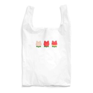 🍓ねこいちご Reusable Bag