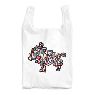 ヒロシ colour ver. Reusable Bag