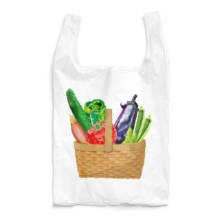 野菜もりもり Reusable Bag