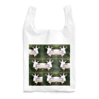 zakkaya 雑貨屋 孵 kaeruの遊ぼ。山羊。and more... Reusable Bag