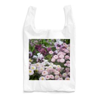 flower paris Reusable Bag