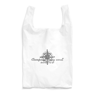 Compass is my soul Reusable Bag