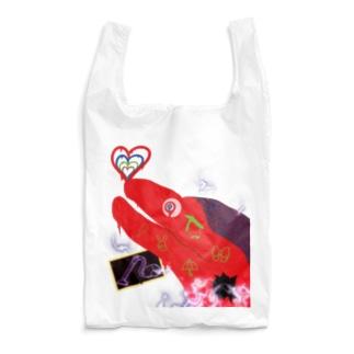 避役の焦燥 Reusable Bag