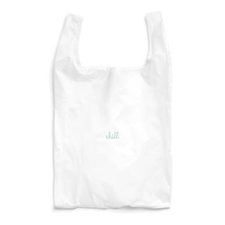 ちる ロゴTシャツ💕 Reusable Bag