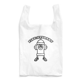 firehydrant_boy Reusable Bag