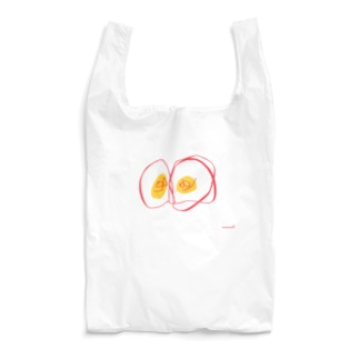 目玉焼き Reusable Bag