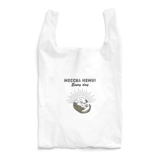 MECCHA NEMUI ねこ Reusable Bag