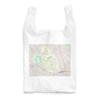 北大地図グッズ Reusable Bag
