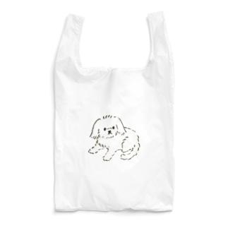 くつろぐマルチーズ Reusable Bag