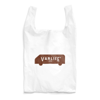vanlife plusのvanlife plus_logomark01 Reusable Bag